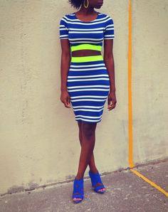 Daniela Tabois Crop Top Skirt Set DIY2