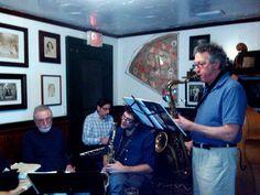 Live Jazz 7-9pm+ #MeatlessMonday + delicious Italian food = Mondaysat The Pizza Place in Bridgehampton, NY!