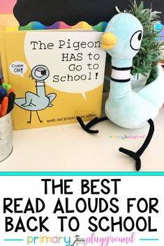 The Best Read Alouds For Back To School