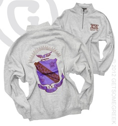 SIGMA KAPPA CUSTOM GROUP ORDER ON CREST QUARTER ZIPS!!