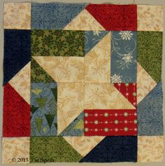 7 Dasher.  nickelquilts