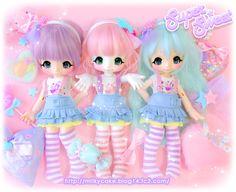 Kawaii Kinoko Dolls