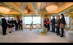 Trump Tower Penthouse New York | ... Donald Trump's Penthouse Apartment, Trump Tower, New York Photograph