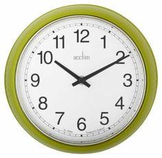 Acctim Lorene Metal Clock