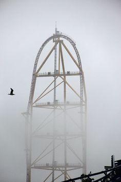 Cedar Point Fog