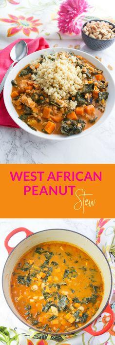 West African Peanut