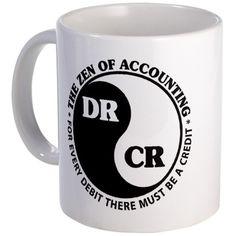 Zen of Accounting Mug