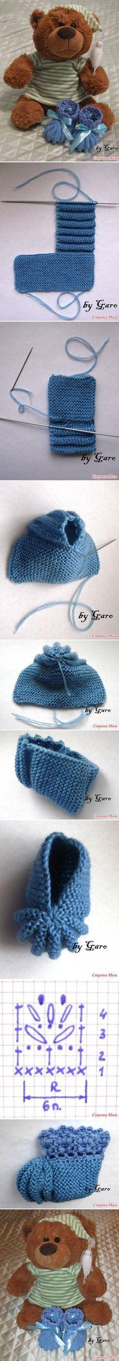 DIY No Sole Booties DIY Projects   UsefulDIY.com Follow Us on Facebook ==> http://www.facebook.com/UsefulDiy