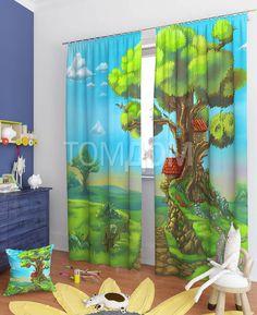 "Комплект штор ""Арктур"": купить комплект штор в интернет-магазине ТОМДОМ #томдом #curtains #шторы #interior #дизайнинтерьера"