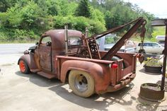 Tow truck... Done or restore?