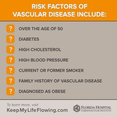 Learn more about the risk factors of vascular disease at http://shout.lt/G2BT.  #KeepLifeFlowing