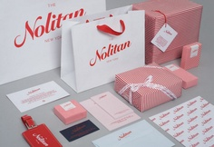 Work for The Nolitan, by Marque. Just the right mix of matchy-matchy & eclectic.