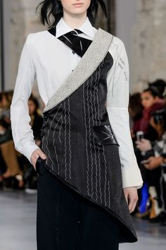 Antonio Ortega Spring 2017 Couture