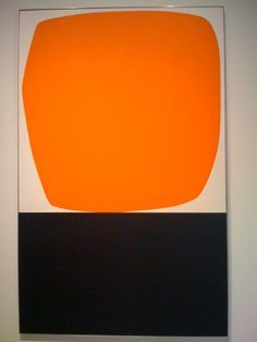 Ellsworth Kelly is an American painter, sculptor, and printmaker associated with hard-edge painting. #minimal art #paint