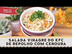 Saladinha Vinagrete do KFC (Cole Slaw) | Receitas de Minuto - A Solução prática para o seu dia-a-dia!