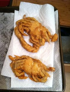 Soft Shell Crab BLT with Tarragon Aioli