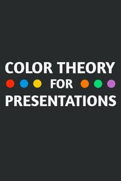 Simple and creative ways to choose the perfect colors for your presentation slides whether it's for business, marketing, or education. Read for more presentation design ideas and inspiration!