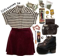 """dariaa"" by angelic-bitches ❤ liked on Polyvore"