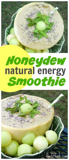 Honeydew Natural Ene