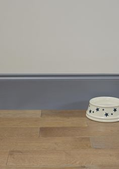 Paint your skirting board the same colour as the other blocks of colour on your walls to create a different look and feel to your room. For more inspiration, check out our other Pinterest boards or view our full range on diy.com/colours