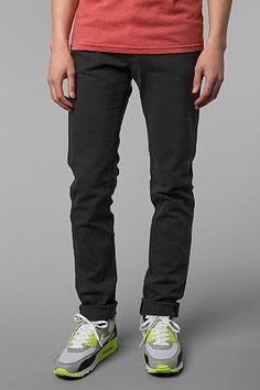 Levi's 511 Black Stretch Jean