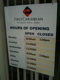 Banker's Hours