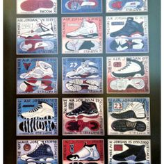 quality design 7b601 a5916 air jordan sneakers from 1 to 15. Air Jordan Sneakers, Jordans Sneakers, Air