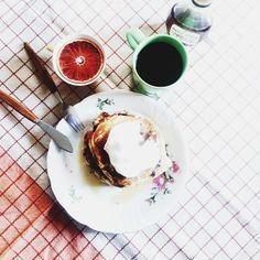 shooting pancakes today! ☕ | Flickr - Photo Sharing!