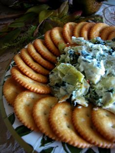 Lighter Creamy Spinach and Artichoke Dip   Petit Foodie