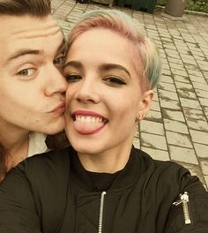 halsey and harry styles - Поиск в Google