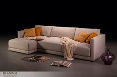 Серийный диван KATARINA.   Экстра мягкая заниженная посадка делает отдых на этом диване приятным и расслабляющим. А стильный лаконичный дизайн KATARINA позволяет ему гармонично дополнить любой современный интерьер.