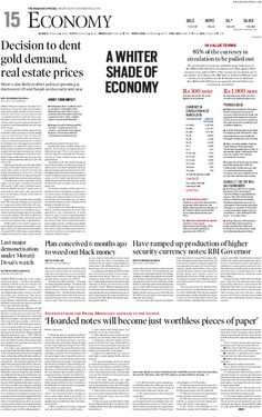 Indian Express Pune, Wed, 9 Nov 16