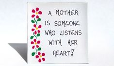 Magnet for Mother  Quote about mom pink by TheMagnificentMagnet, $3.95