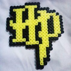 Harry Potter hama beads by fredygc