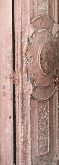 Pink door patinas 69 Ideas for 2019 Couleur Rose Pastel, Pastel Pink, Nude Pink, Blush Pink, Dusty Rose, Dusty Pink, Mauve, Rose Bonbon, Gris Rose