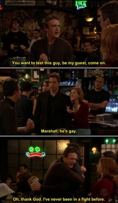 Quotes from How I Met Your Mother