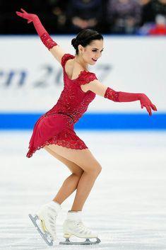 Евге́ния Арма́новна Медве́дева — российская фигуристка, выступающая в женском одиночном катании. Двукратный серебряный призёр Олимпийских игр 2018. Википедия