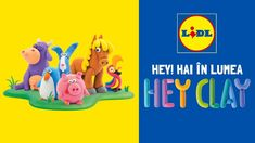 Lidl, Clay, Fictional Characters, Clays, Fantasy Characters, Modeling Dough