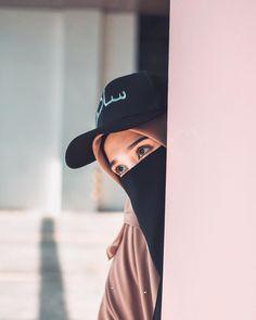 Hijab Niqab, Muslim Hijab, Hijab Outfit, Ootd Hijab, Stylish Hijab, Hijab Chic, Hijabi Girl, Girl Hijab, Beautiful Muslim Women