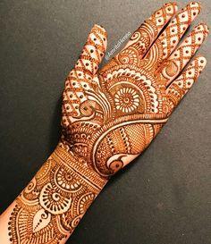 Indian Henna Designs, Full Hand Mehndi Designs, Mehndi Designs For Girls, Mehndi Designs For Beginners, Stylish Mehndi Designs, Mehndi Design Pictures, Best Mehndi Designs, Beautiful Mehndi Design, Rajasthani Mehndi Designs