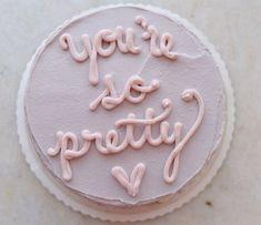 a sweet little reminder...
