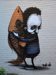 STORMIE MILLS http://www.widewalls.ch/artist/stormie-mills/ #street #art