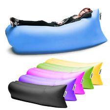 SoftBAG Sacco gonfiabile materasso materassino aria spiaggia campeggio relax