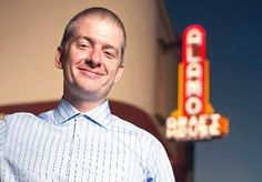 Tim League, Founder / CEO, The Alamo Drafthouse