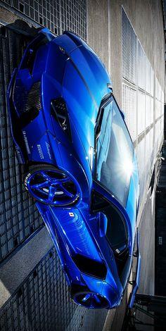(°!°) Wicked Lamborghini Aventador LP700-4 Liberty Walk