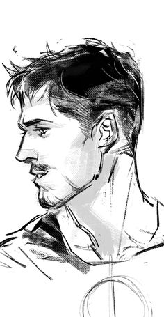"askjxc: "" i almost forget how to draw tony….. ::(o_o):: """