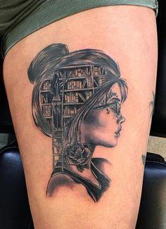 Powerful Girl Tattoo