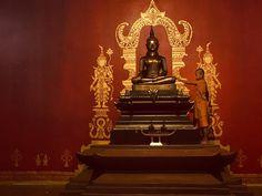 Laos, Temple, Clock, Home Decor, Watch, Homemade Home Decor, Temples, Clocks, Decoration Home