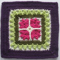 The Efflorescent Window by Delphis ~ free pattern ᛡ