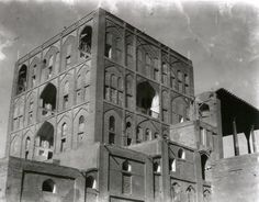 Ali Qapu - esfahan